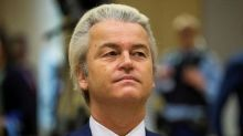 Dutch court convicts anti-Islam politician Wilders of inciting discrimination