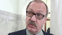 Sanctions against Ric McIver should wait until judical review, legislature told