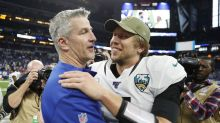What do you make of this Nick Foles quote about Frank Reich?