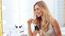 This smart curling iron will give you bombshell curls and waves