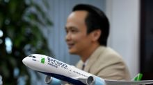 Vietnam's newest airline Bamboo takes first flight