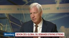 Devon CEO Discusses Oil Demand, Returning Cash, Permian