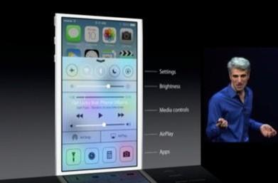 Control Center finally brings quick toggles to iOS