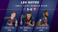 PSG-Dijon (3-0) : les notes des Parisiens