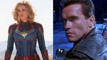 Terminator 2 es una de las mayores influencias de Captain Marvel