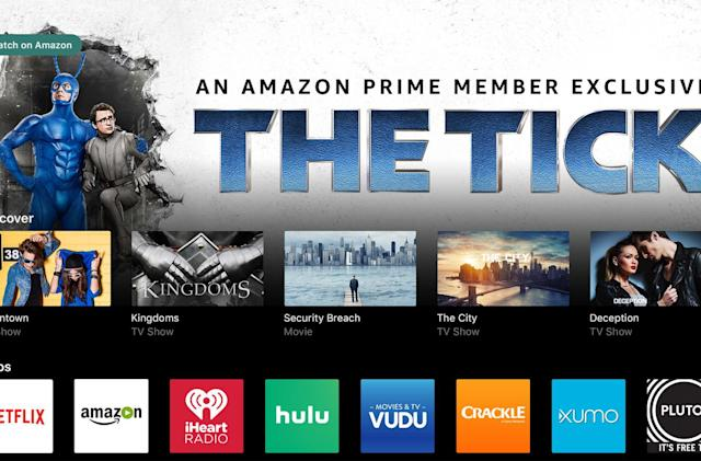 Vizio adds Amazon Video to its list of SmartCast TV apps