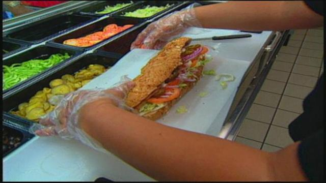 'Food Babe' Calls Subway's Bread 'Dangerous'