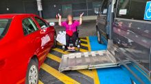 Driver blasted over 'infuriating' act in disabled car park