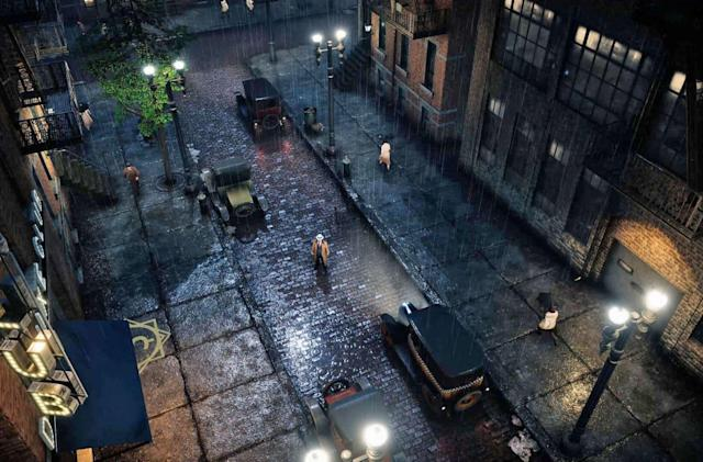 'Empire of Sin' is John Romero's new strategy game