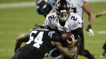 Ryan, Falcons avenge earlier loss to Panthers, 25-17