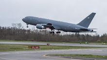 Air Force says Boeing Co. KC-46 tanker leaks gas