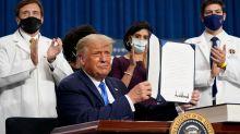 Trump Announces Phony New Health Care 'Plan'