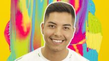 Esteban Castillo uses Mexican American recipes as a form of resistance on his colorful, queer-positive blog, Chicano Eats