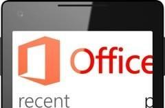 Microsoft gives a tease of Office for Windows Phone 8, talks up Office 2013 integration