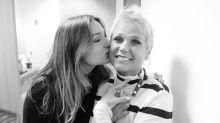 """Xuxa se declara para Sasha no Instagram: """"A maior prova de que Deus me ama"""""""