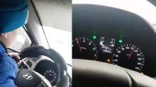 Bimbo di 6 anni guida in autostrada a 130 km/h: indagata la madre