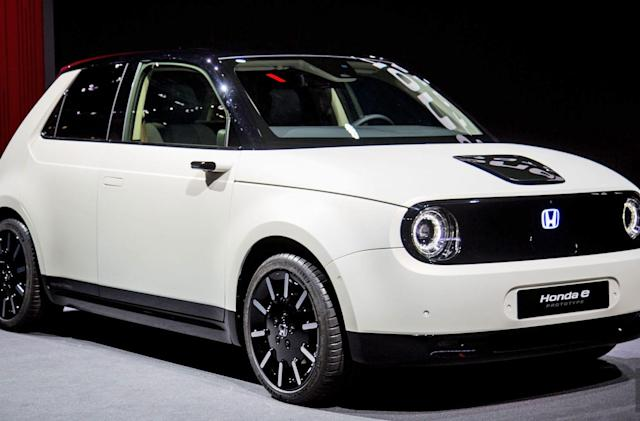 Honda will open pre-orders for its tiny 'e Prototype' this year