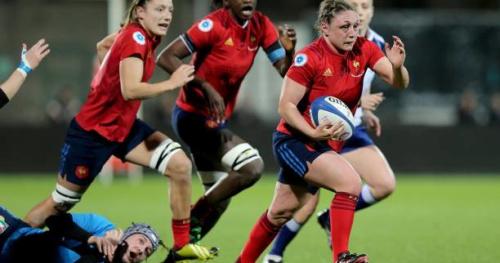 Rugby - Bleues - CDM - La liste des 34 joueuses dévoilée