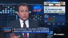 BlackRock says it's time to take action on guns, may use voting power to influence