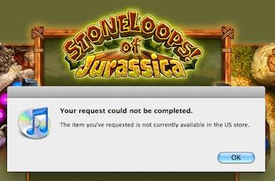 StoneLoops! pulled from App Store