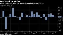 Japan's Economy Decelerates Sharply Amid Trade Tensions