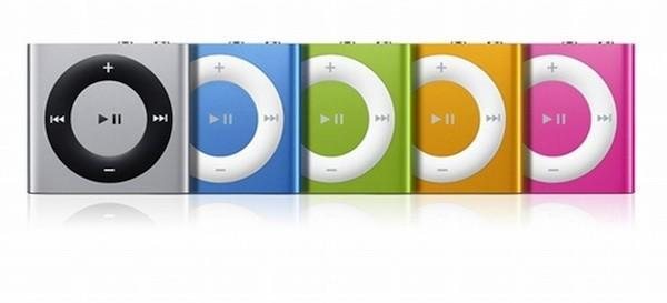 Apple announces redesigned iPod shuffle, brings the buttons back