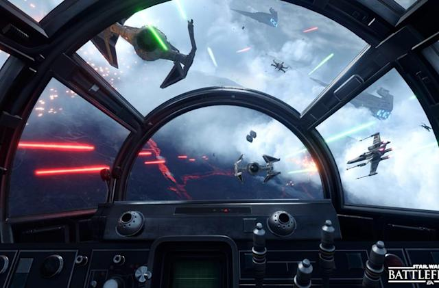 'Star Wars Battlefront': a fine line between authenticity and fun