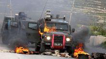 Tres israelíes heridos graves en una explosión en Cisjordania
