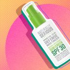 This Sunscreen With a Naturally Brown Tint is Proof That Miracles Do Exist