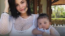 Kylie Jenner Shares New Pic of Stormi Webster!