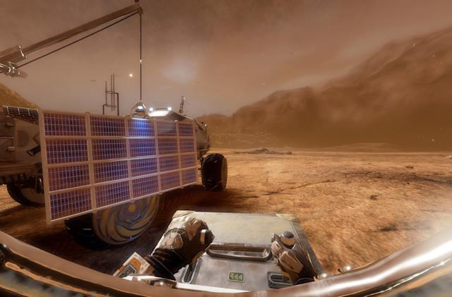 Fox pushes virtual reality to the limit with 30 minutes on Mars