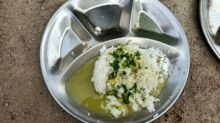 Watery dal and rice: Priyanka Gandhi shares photos of midday meal, slams UP govt's indifference