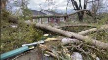 Várias mortes por causa do furacão Laura