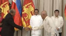 Philippines, Sri Lanka sign 5 cooperation deals