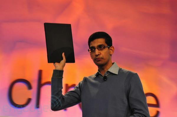 Google: Chrome OS laptops won't dual boot with Windows, live customer support for Cr-48 owners