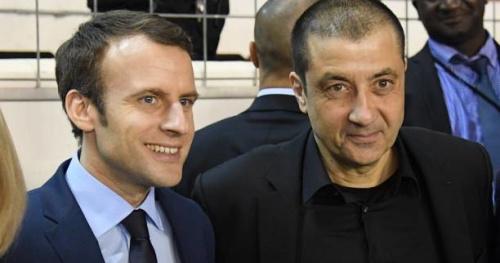 Rugby - Politique - Mourad Boudjellal s'engage auprès d'Emmanuel Macron