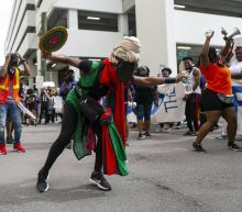Miami lawmaker bears witness as Biden makes Juneteenth a federal holiday