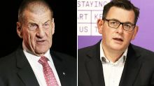 Jeff Kennett savages Daniel Andrews over 'disrespectful' act
