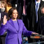 Kamala Harris Wears Black Designers On Historic Inauguration Day