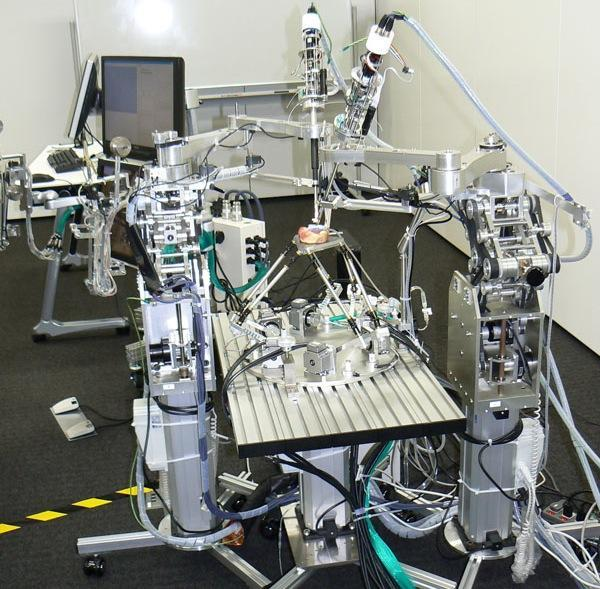Waseda University's heartbeat compensation robot be stills our hearts