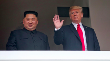 'A lot of other people have done some really bad things': Donald Trump defends Kim Jong-un over human rights abuses