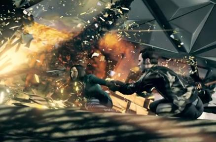 Quantum Break takes the time to show a trailer at VGX