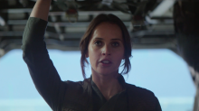 Star Wars spin-off 'Rogue One' almost had a 'happy ending'