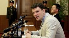 Trump says American student Otto Warmbier's death a 'disgrace,' says he should have been rescued from North Korea sooner