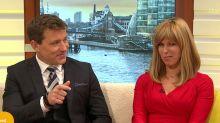 Kate Garraway accused of 'mocking' Cheryl on Good Morning Britain