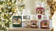 Yankee Candle launches 5 new must-have Christmas scents