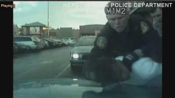 Did police use too much force?