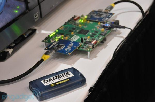 DarbeeVision teams with Sunflex to launder your HDMI video, give your picture added depth and clarity