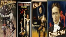 Cuando la fama del 'Gran Houdini' eclipsó a otros ilusionistas coetáneos mucho mejores que él