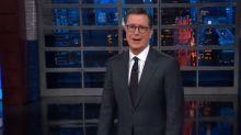 Colbert Mocks Trump's $100,000 Humblebrag (Video)